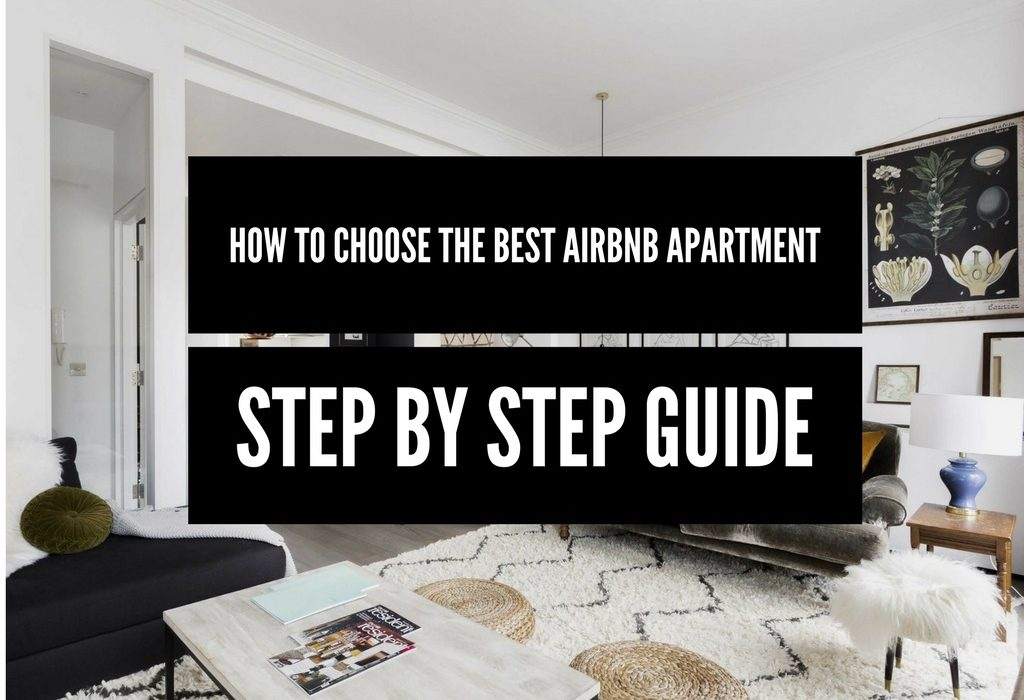 How to choose the best airbnb apartment a step by step guide finding new paths travel and - A step by step guide to renovating an apartment ...