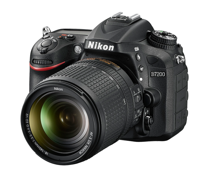Nikon D7200 Dslr Camera Finding New Paths Travel And