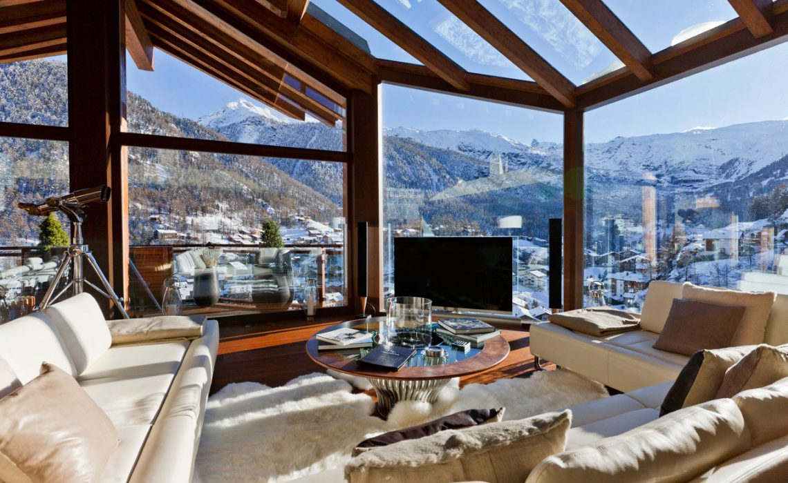 Airbnb Apartments In Zermatt, Switzerland